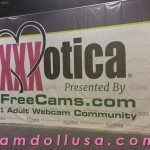 Exxxotica Welcome Banner
