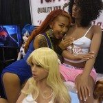 Kimberly Chi with Misty Stone