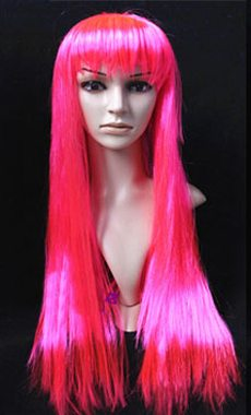 Additional N – Straight Hot Pink