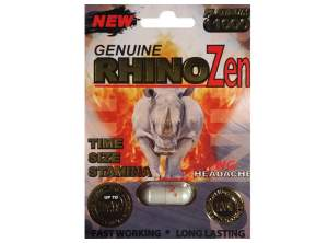 Rhino Male Enhancement Pill