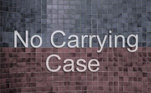 No Carrying Case