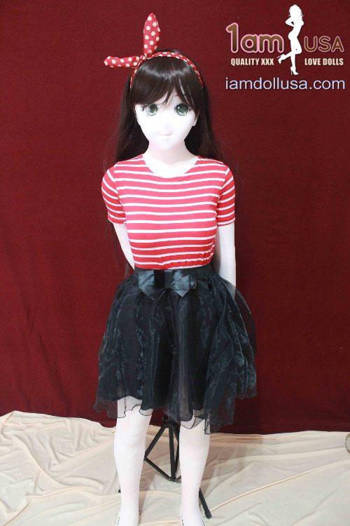 Yumi Fabric Doll